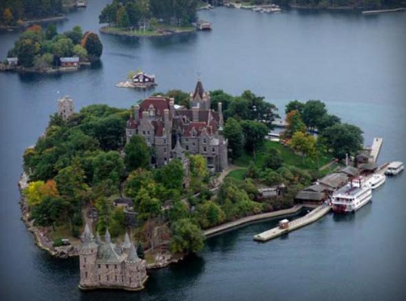 Boldt Castle - Wastewater Treatment Plant Replacement