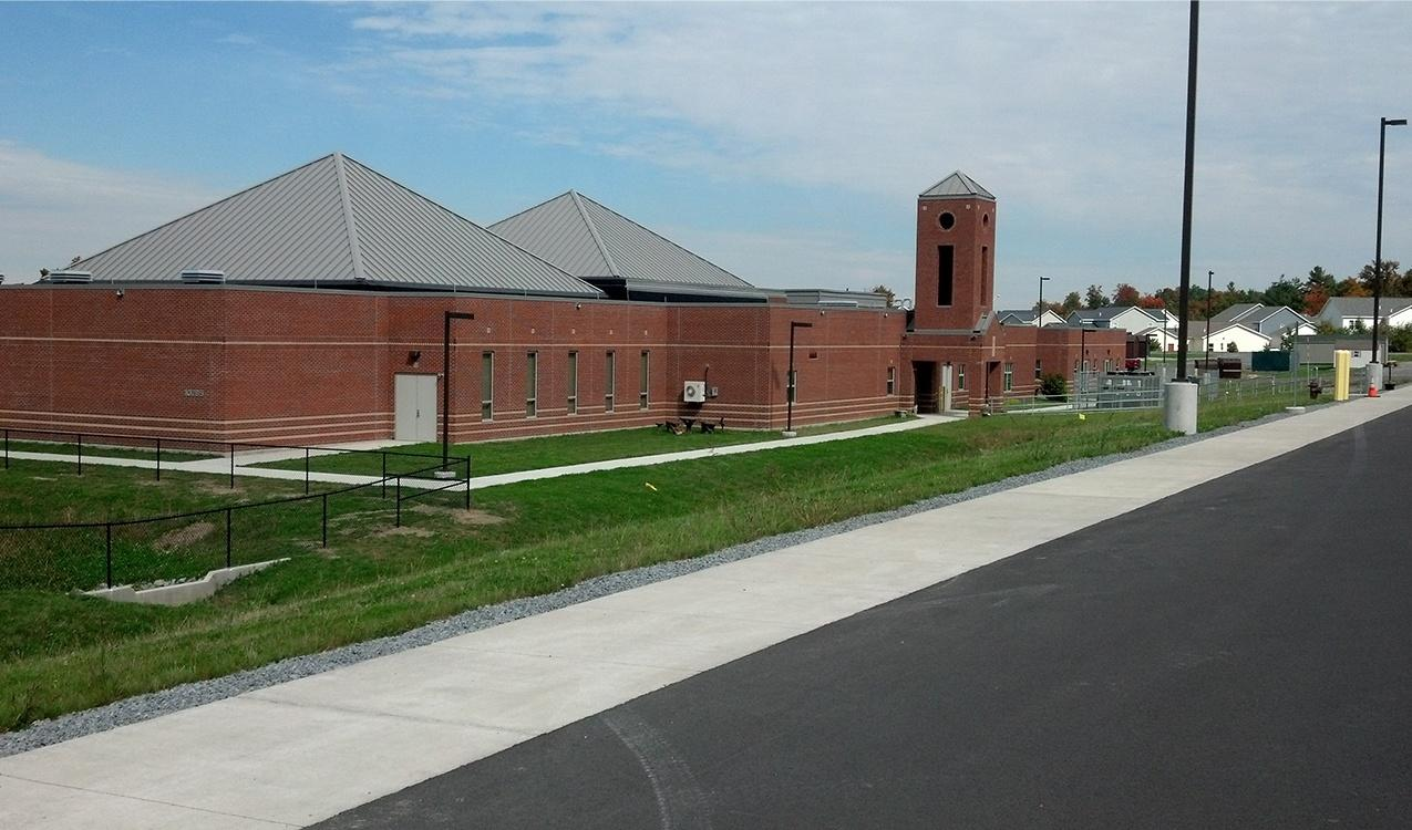 Fort Drum Chapel Addition and Renovation