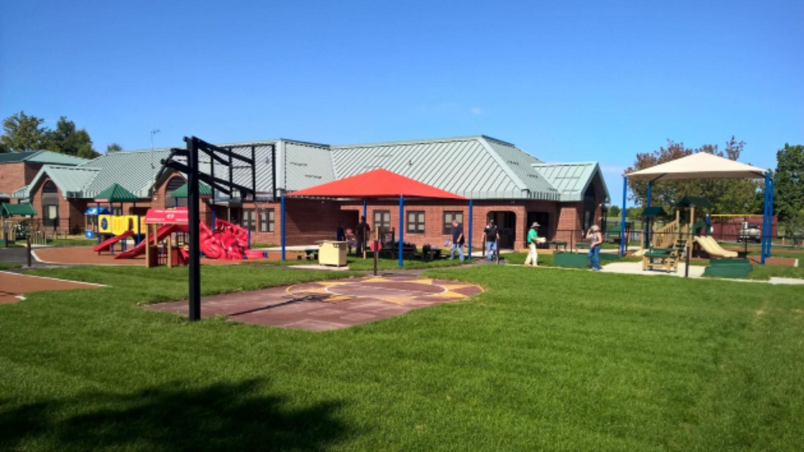 Memorial Child Development Center Playgrounds