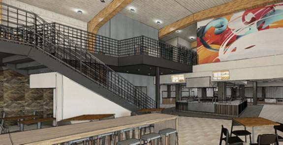 SUNY Canton Chaney Hall Dining Facility Renovation