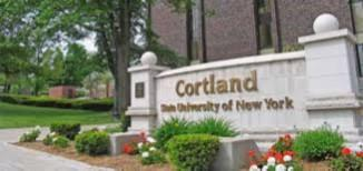 SUNY Cortland Site Lighting