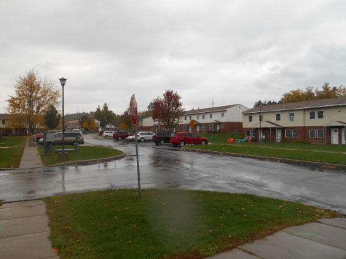 Watertown Housing Authority Meadowbrook Apartment Site Lighting