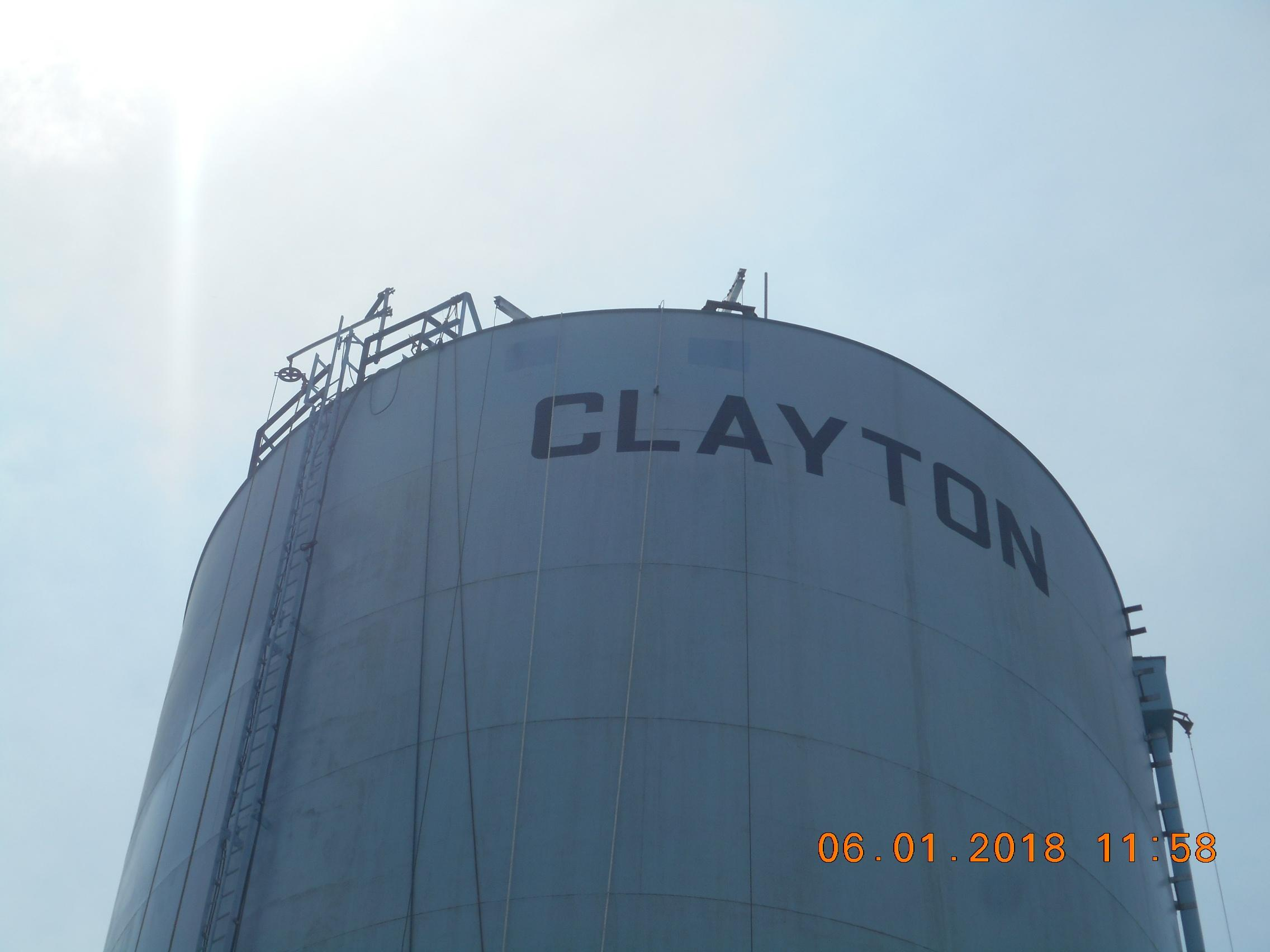 Clayton Water System Improvements