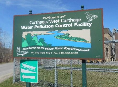 Villages of Carthage and West Carthage Water Pollution Control Facility