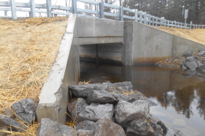 Bridge 15 Box Culvert