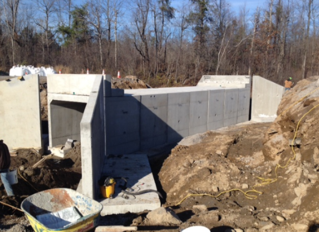 Bridge 37 Box Culvert