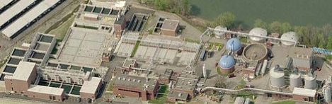 Binghamton-Johnson City Joint Sewage Treatment