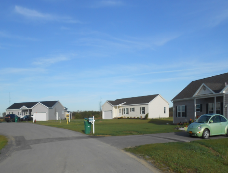 Deerfield Residential Subdivision