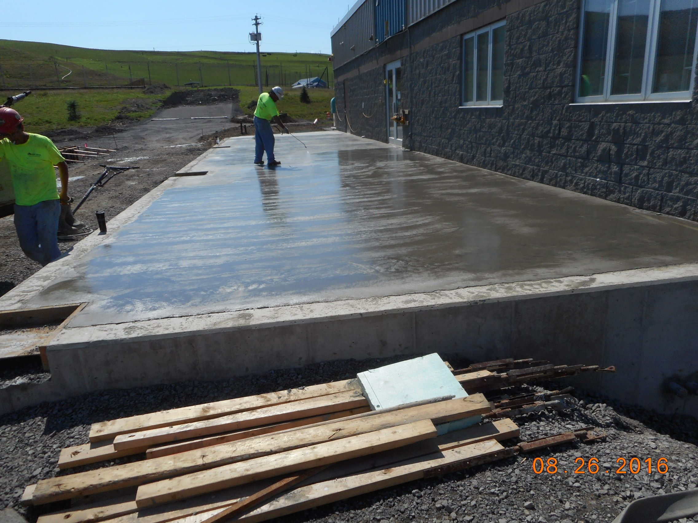 Development Authority of the North Country (DANC) - Scale House and Leachate Facility Project