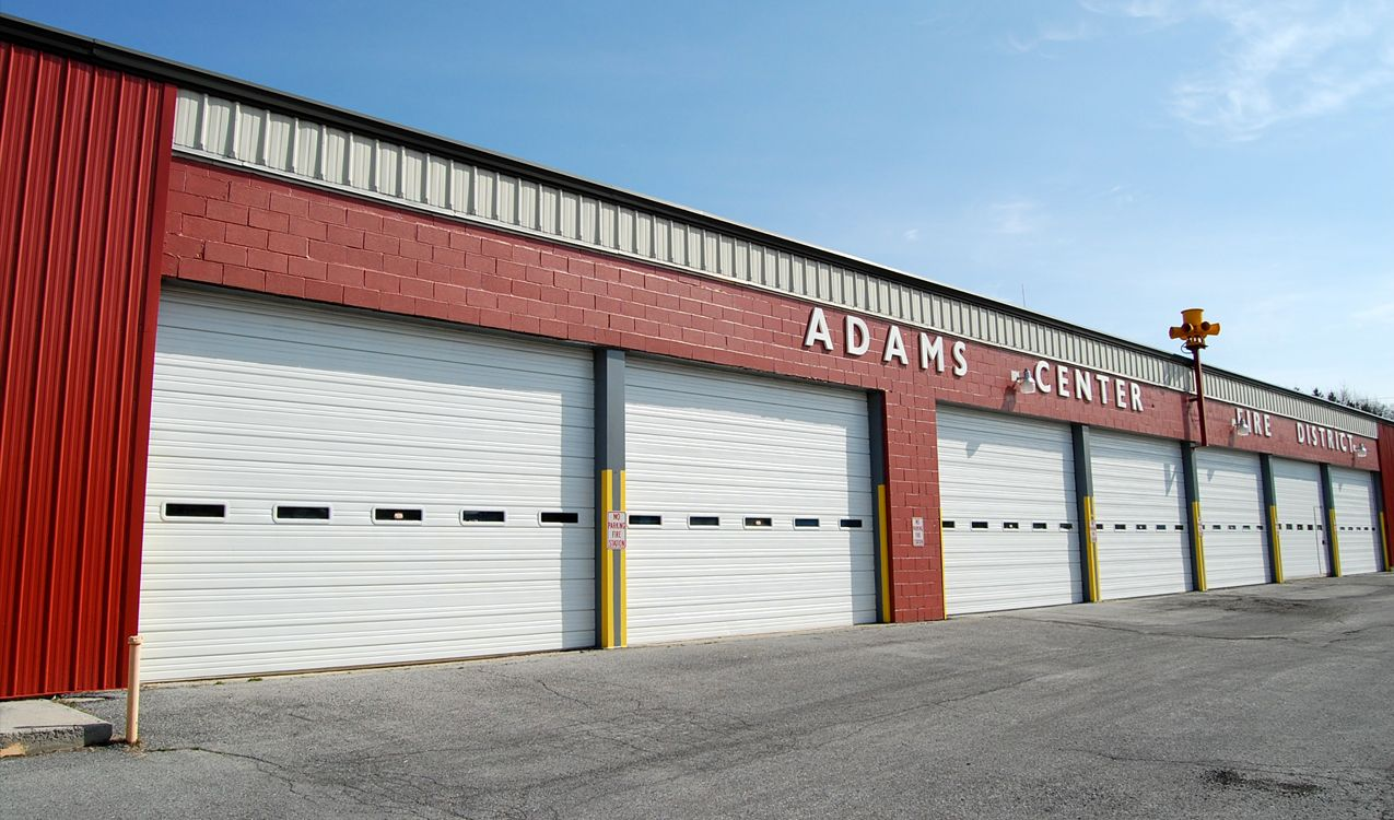 Adams Center Fire District