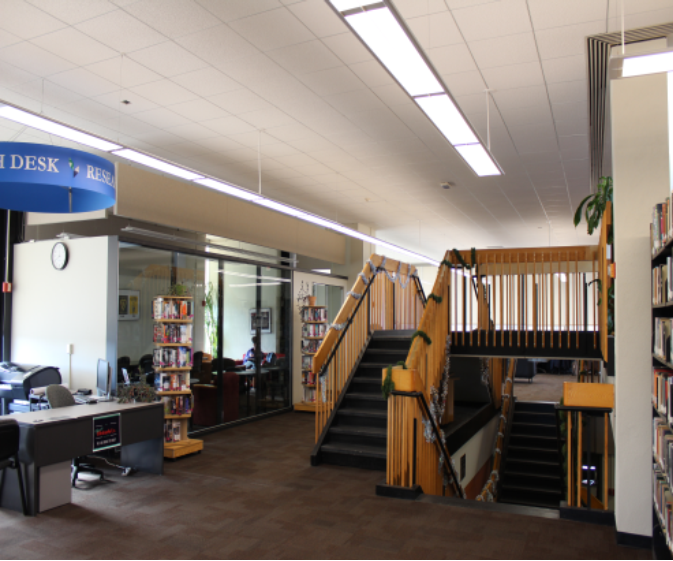 SUNY Canton Southworth Library Renovations