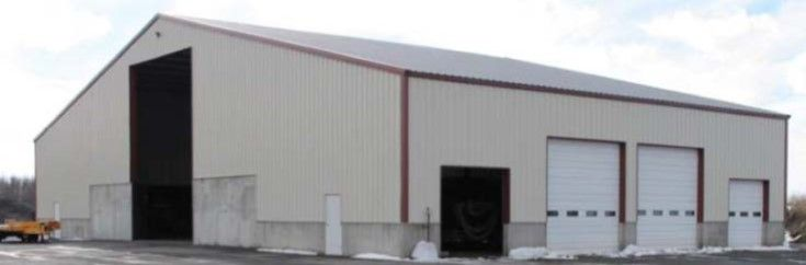 Town of Adams - Highway Maintenance Facility & Salt Storage Building