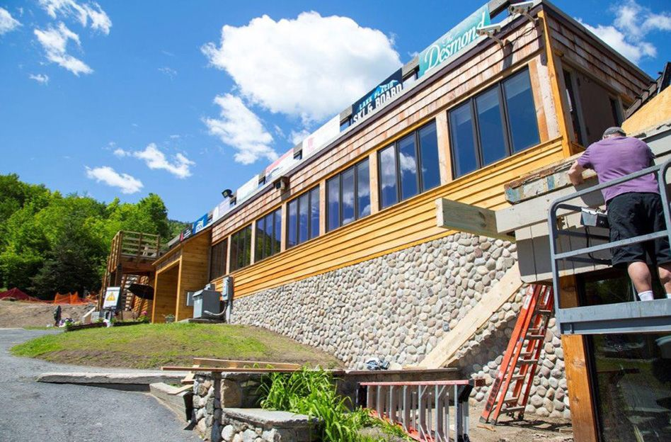 Whiteface Mountain Base Lodge